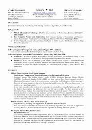 Latex Resume Format Resume Latex Template Elegant Latex Resume Format Resume Sample 4