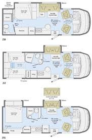 >2011 winnebago view class c motorhome floorplans winnebago via class a motorhome floorplans 2012
