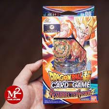 Dragon Ball Super: Resurrected Fusion Starter Deck - Bộ bài 7 Viên Ngọc  Rồng Siêu cấp