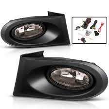 2003 Rsx Fog Lights Autosaver88 Fog Lights For Acura Rsx 2002 2003 2004 Real Glass Smoke Lens With Bulbs Wiring Harness