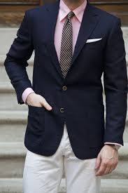 Straight Denim Pink Shirt Blue Blazer Men S Fashion Blog