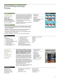 Adaptation Strategies For Interior Architecture And Design Interior Design And Architecture 2017 Catalogue By