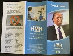I Added This Fake Health Brochure About Donald Trump To A Doctor's ...
