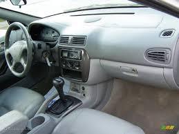 Gray Interior 2002 Mitsubishi Galant GTZ Photo #38716335 ...