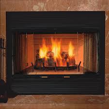 sovereign heat circulating wood burning fireplace 42 woodlanddirect com indoor fireplaces wood monessen