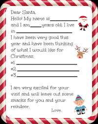 Dont panic , printable and downloadable free santa envelopes magdalene project org we have created for you. Free Printable Letter To Santa Templates 2021 Seaside Sundays