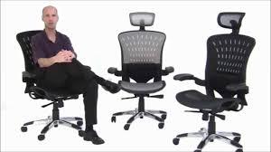 ErgoFlex Ergonomic Mesh Office Chair - Free Shipping! - YouTube