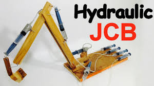 Diy Project How To Make Jcb At Home Easily Backhoe Diy Project Youtube