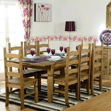 6 seater table dining room 6 table sets chair set glass top for with wicker chairs