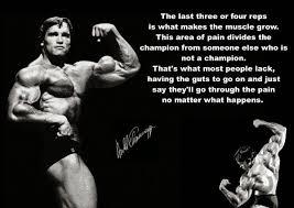 Bodybuilding Quotes Impressive 48 Inspiring Motivational Gym Quotes From Arnold Schwarzenegger