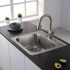 Cast Iron  Dropin Kitchen Sinks  Kitchen Sinks  The Home DepotHome Depot Kitchen Sinks Top Mount