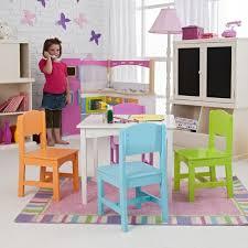 kidkraft nantucket big n bright table and chair set hayneedle com