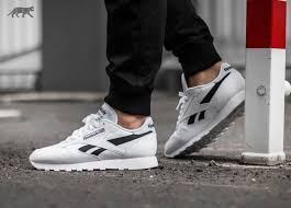reebok shoes for men style. reebok classic leather pop (white / black). sneakersreebok white sneakerscasual attirefashion shoesmen\u0027s shoes for men style