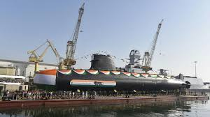 ins china ins karanj submarine joined by navy will now leave china and