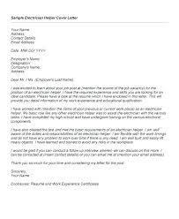 Job Resume Definition Ex Cover Letter Job Resume Electrician Helper