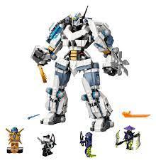 LEGO® Ninjago - Zanes Titan-Mech 71738 (2021) ab 43,47 € / 28% gespart  (Stand: 15.05.2021) | LEGO® Preisvergleich brickmerge.de