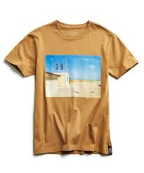 Gerry Beckley Beach In Italy Graphic T Shirt