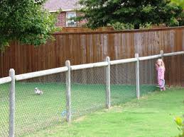 white wire garden fence. Image Of: How To Build A Garden Fence With Chicken Wire White