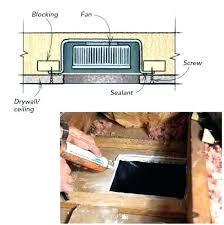 how to replace bathroom exhaust fan replacing bathroom fan changing bathroom fan amazing change bathroom exhaust
