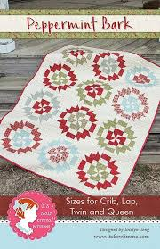 603 best Sewing/Quilting items I Need to get images on Pinterest ... & Peppermint Bark Quilt Pattern<BR>It's ... Adamdwight.com