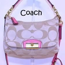Coach Kristin Signature F22302 Shoulder bag