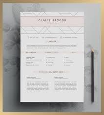 Modern Resume Tumblr Resume Template Tumblr 28 Minimal Creative Resume