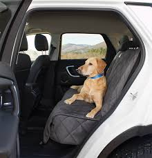 dog car seat covers grip tight quilted microfiber backseat protector orvis