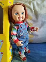 life size chucky doll chucky doll good guys life size 1 1 dream rush 2008 toys games