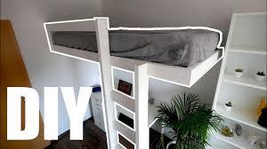 … finde das perfekte hochbett! Diy Hochbett Selber Bauen Das Schwebt Einfach Anleitung Youtube