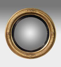 smartness ideas convex wall mirror remodel antique gilt regency round pottery barn uk set mounted