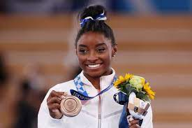 Simone Biles Has a Message for Online ...