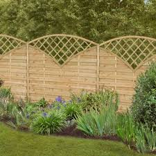 fence panels. Beautiful Panels Forest Finedon Screen Fence Panels 18m High Inside