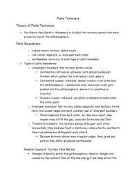 adv plate tectonics essay formative assess plate tectonics theory of plate tectonics the theory that earth`s