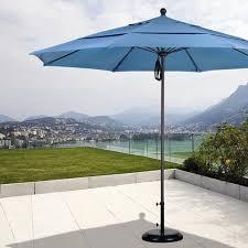 deluxe fiberglass rib patio umbrella