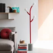 calligaris lighting. calligaris pom floor lamp u2013 red lighting