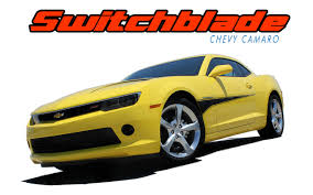 SWITCHBLADE | Camaro Stripes | Camaro Decals | Camaro Vinyl Graphics