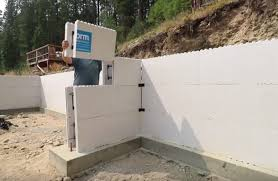 icf construction full home build