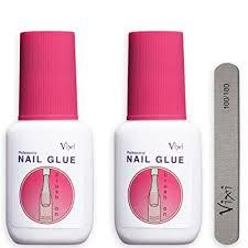 2 x 15g by vixi extra strong nail glue