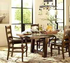 kenzie mercury chandelier antique mercury glass chandelier pottery barn appealing dining room