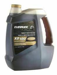 evinrude xd100 outboard motor oil 1