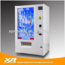 Interactive Vending Machine Custom Full Touch Screen Coffee Vending MachineInteractive Vending Machine