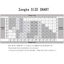Zongke Chinese Style Men Shirt Long Sleeve Casual Mandarin Collar Streetwear Men Shirt Cotton Men Long Sleeve Shirt 2019 New