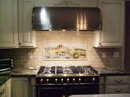 Image of: Awesome Glass Tile Backsplash Ideas for Kitchen
