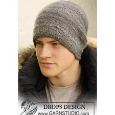 Mens Beanie Knitting Pattern Adorable Style Knit Hat Mens