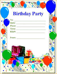 Invitation For Party Template Best Free Retirement Party Invitation Templates For Word Printable