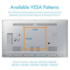 Vesa Mounting Pattern Enchanting Tilting TV Wall Mount Bracket Low Profile For Most 4848 Inch LED LCD