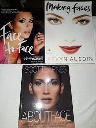 3 makeuptext books