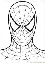 It has an incredible superhuman. Spiderman Coloring Online Coloring Home