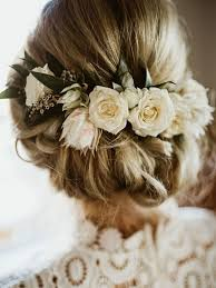Flower Hair Style 17 stunning wedding hairstyles youll love 1714 by wearticles.com