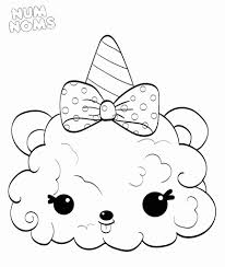Best Images Of Num Noms Coloring Pages Turnofthepageco